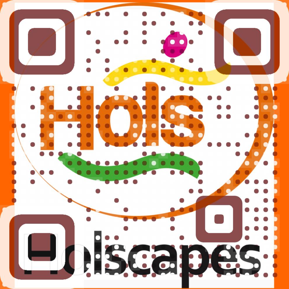 Holscapes QR Code