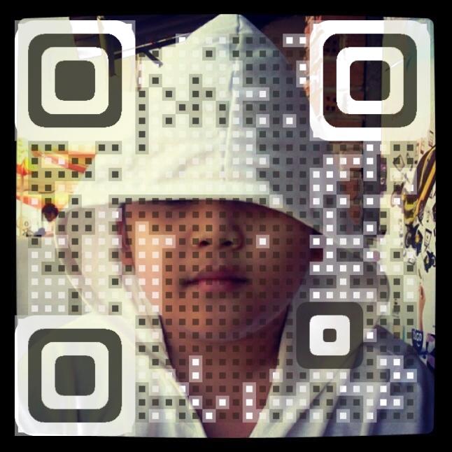 Laosmai Silver QR Code
