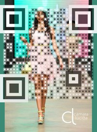 Camera Lucida QR Code