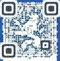 Lion QR Code
